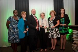 2012 Literacy Award Recipients