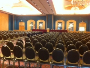 Grand Ballroom, where you'll be able to listen to FLC's great keynotes.