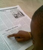 Jayson Reading